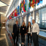Meeting with Polish Desk officials at the US Department of State