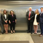 Visit to the DC office of Squire Patton Boggs, an international law firm