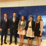 Visit to the Delegation of the EU to the US